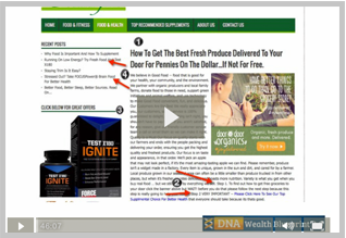 Dna wealth blueprint special re opening native traffic that rocks malvernweather Choice Image